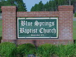 Blue Springs Baptist Church Cemetery