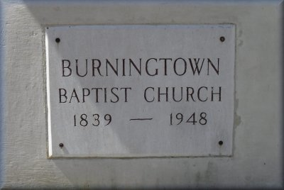 Burningtown Baptist Church Cemetery