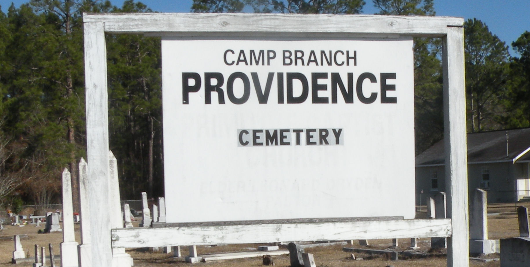 Camp Branch Primitive Baptist Church Cemetery