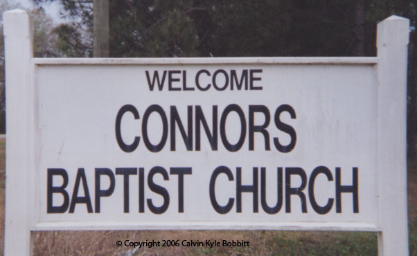 Connors Baptist Church Cemetery