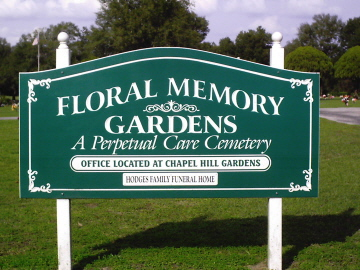 Floral Memory Gardens