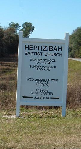 Hephzibah Church Cemetery