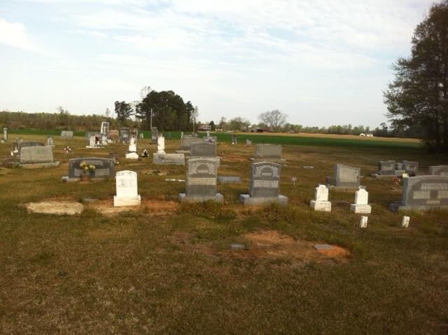 McGee United Methodist Church Cemetery