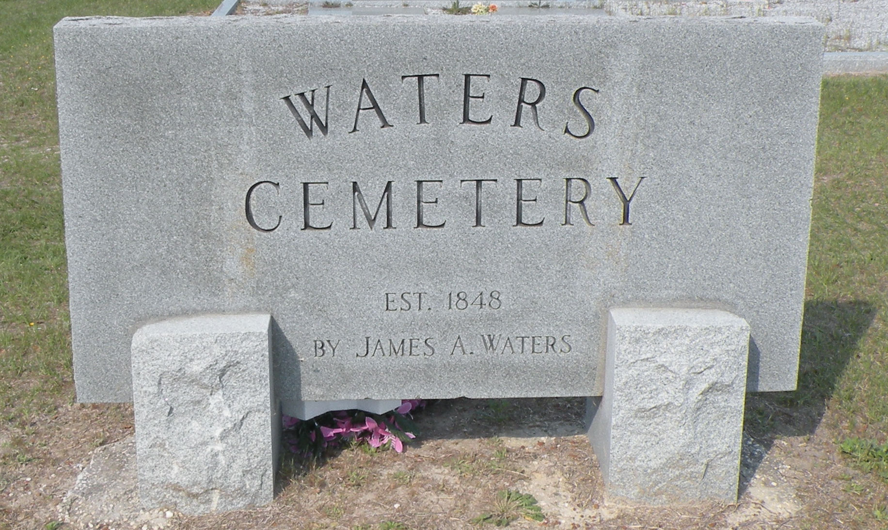 Waters Cemetery